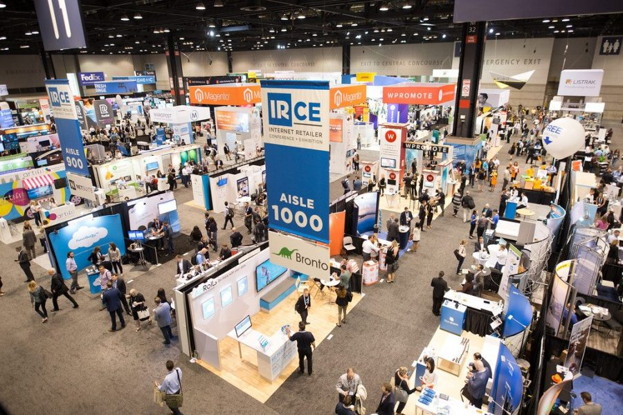 IRCE 2017 exhibition